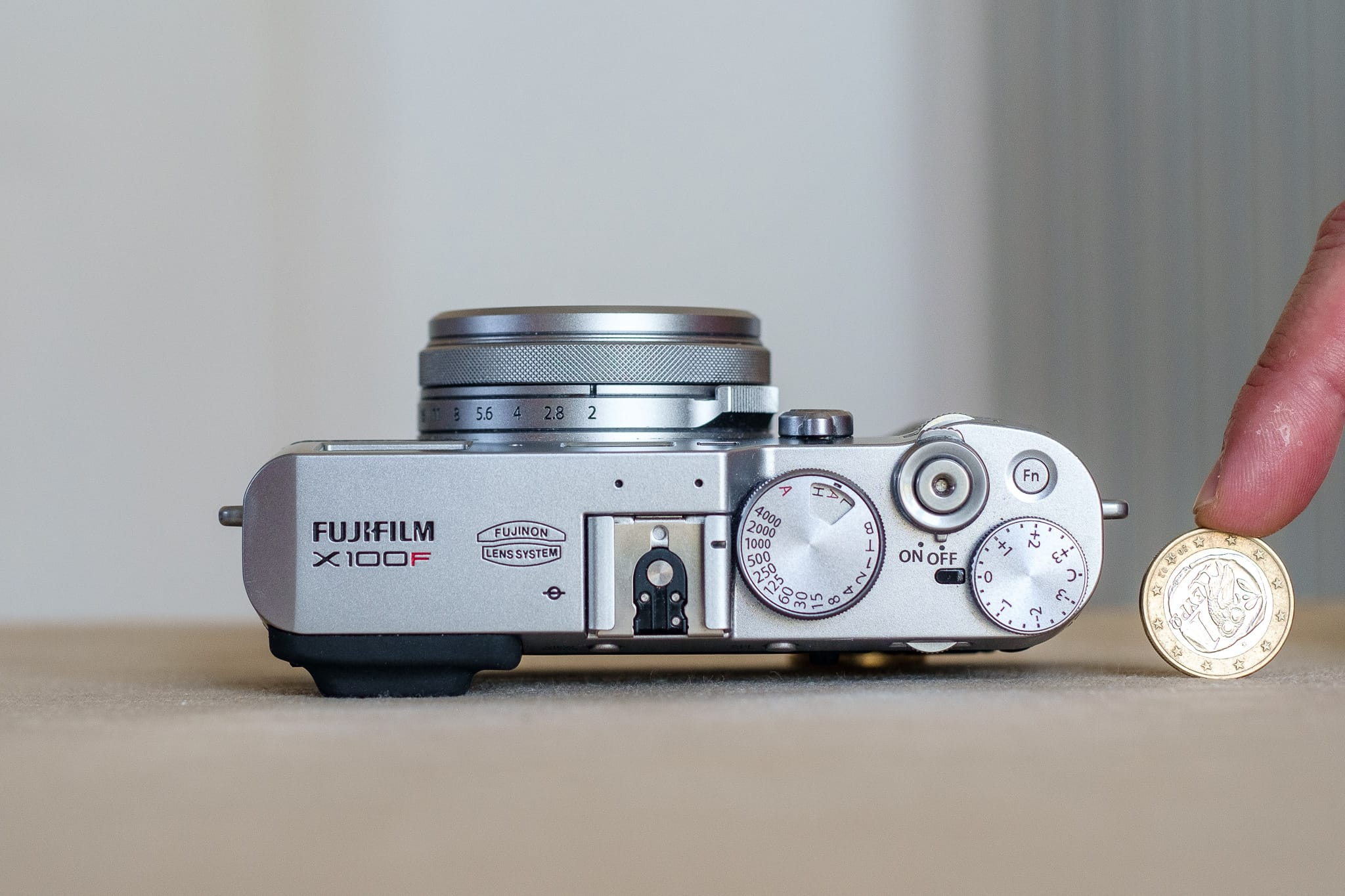 The Fujifilm X100F for Street Photography - Street Hunters