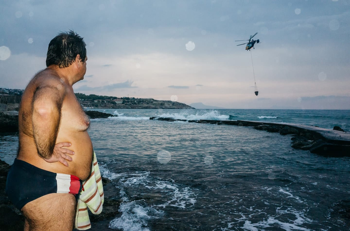 """""""Speedos and the chopper"""" by Spyros Papaspyropoulos"""