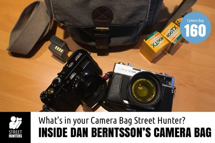 Dan Berntsson's Camera Bag - Bag No. 160