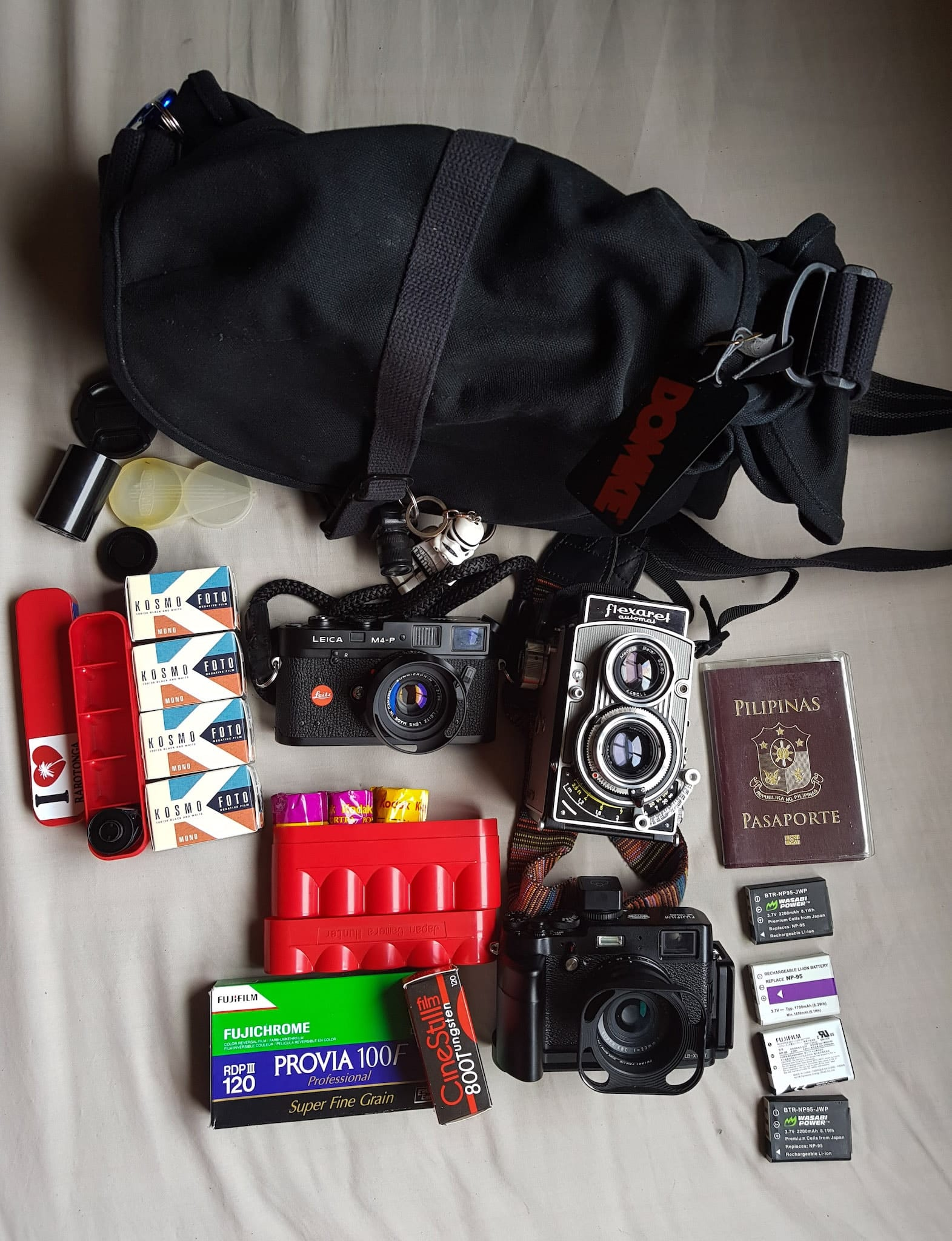 Inside Jomel Bartolome's Camera Bag - Bag No. 164