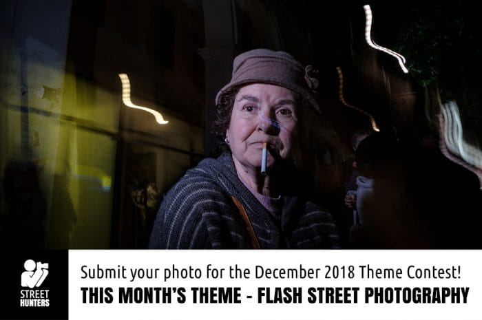 Flash Street Photography Contest