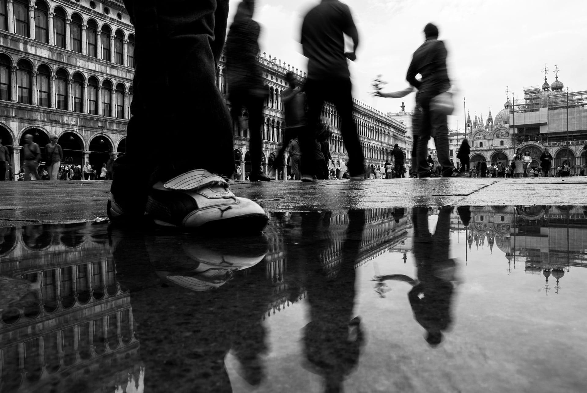 """""""Rat's Eye View"""" Street Photograph by Francesco Pancotti"""