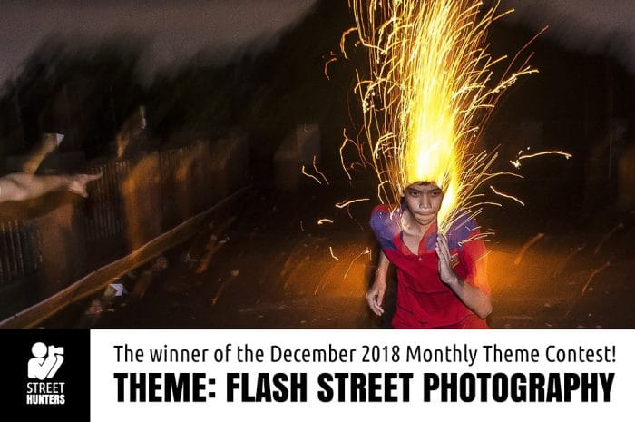 Winner of the December 2018 theme contest