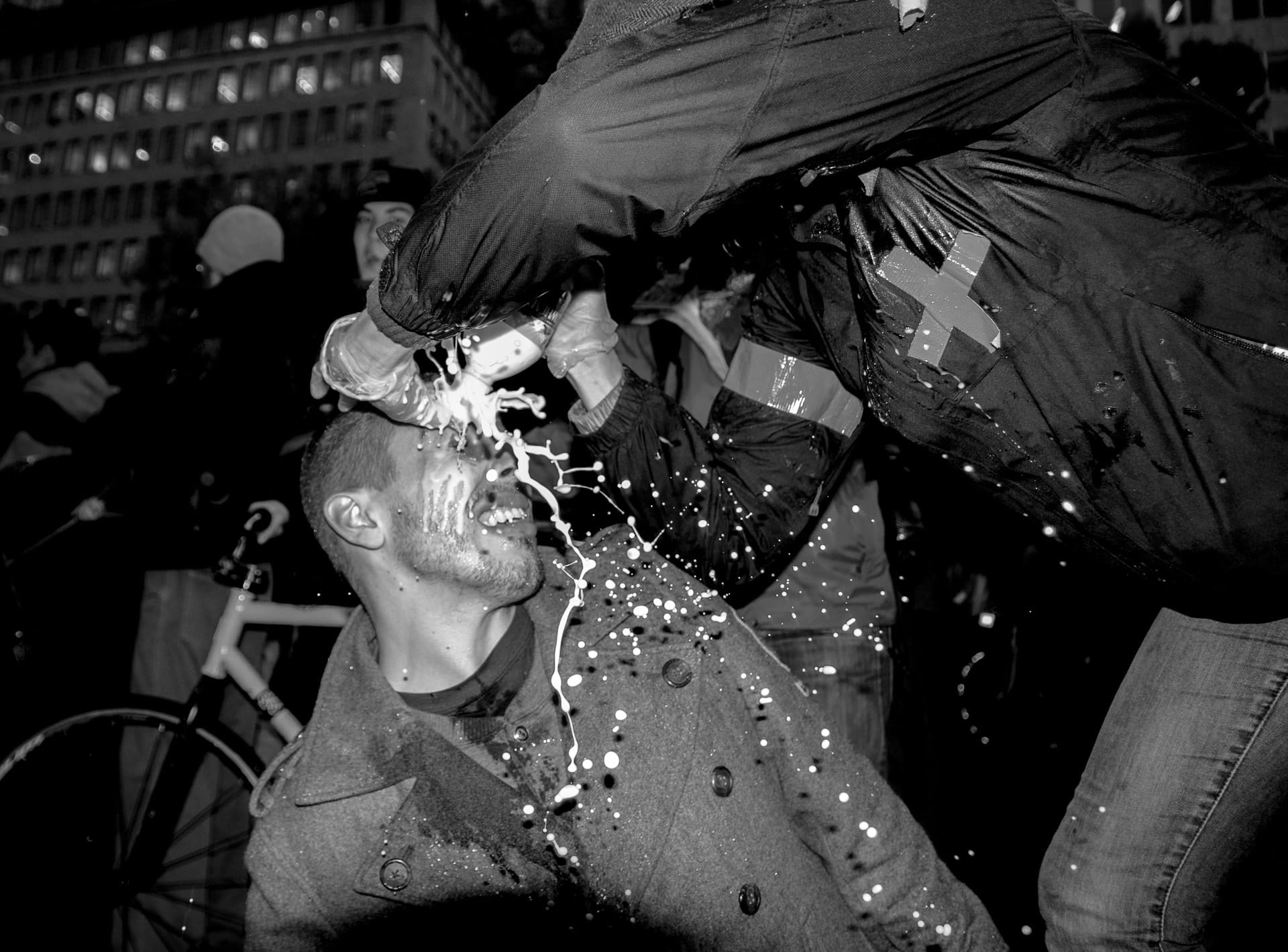 """Flash Street Photography"" Street Photograph by Tzen Xing"