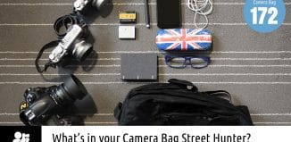 Fanis Logothetis Camera Bag