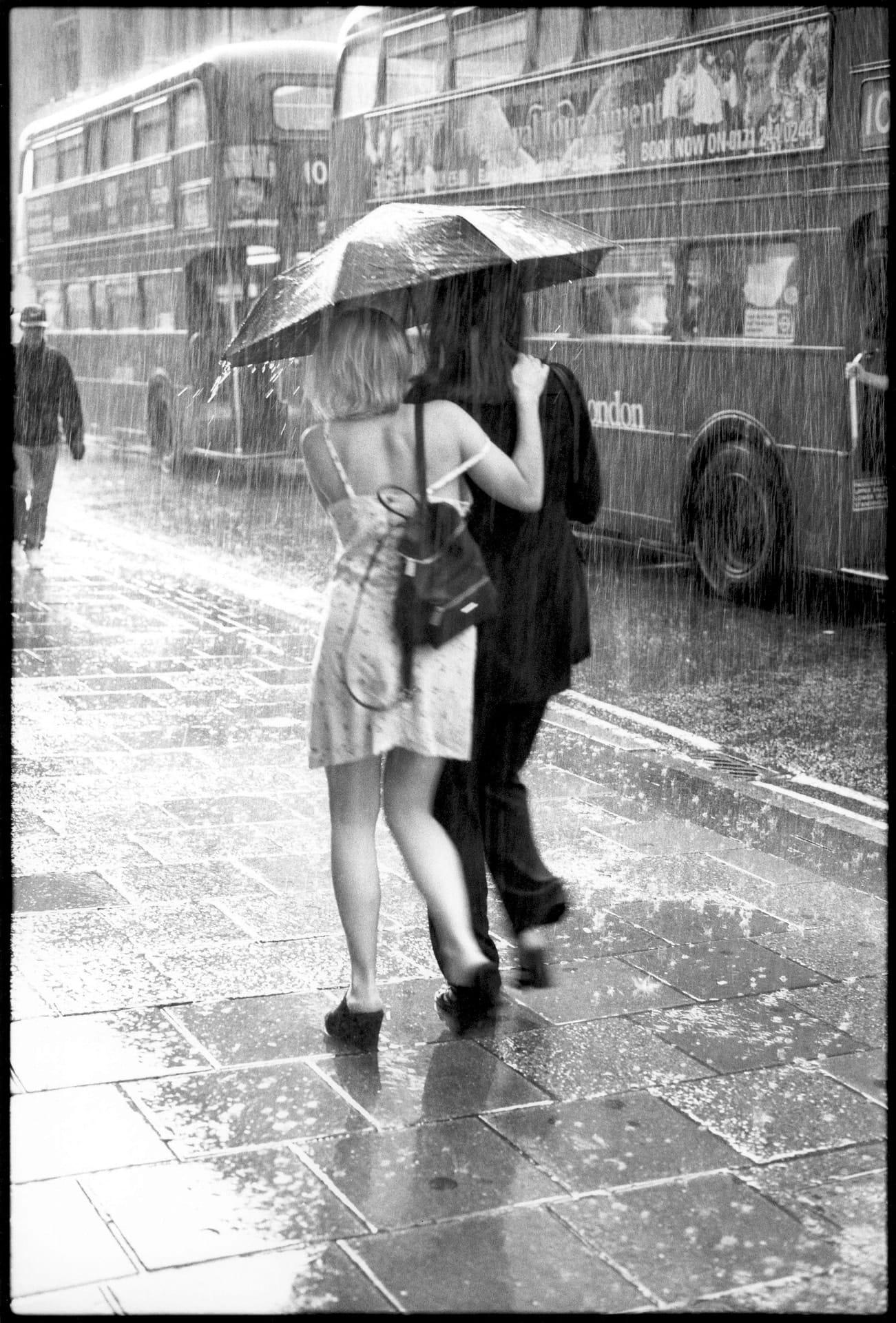 Oxford Street, London, 1998