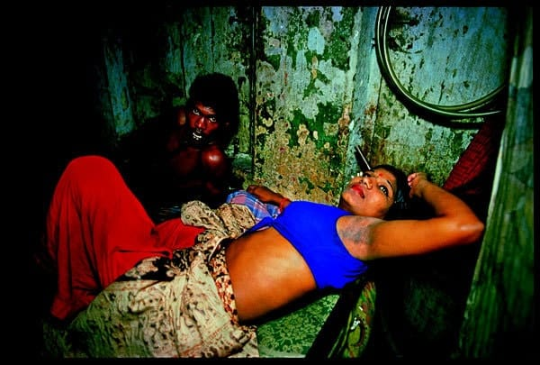 Mary Ellen Mark Flakland Road: Prostitutes of Bombay