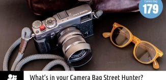 Inside Pavlos Koutsoukos' Camera Bag - Bag No.179