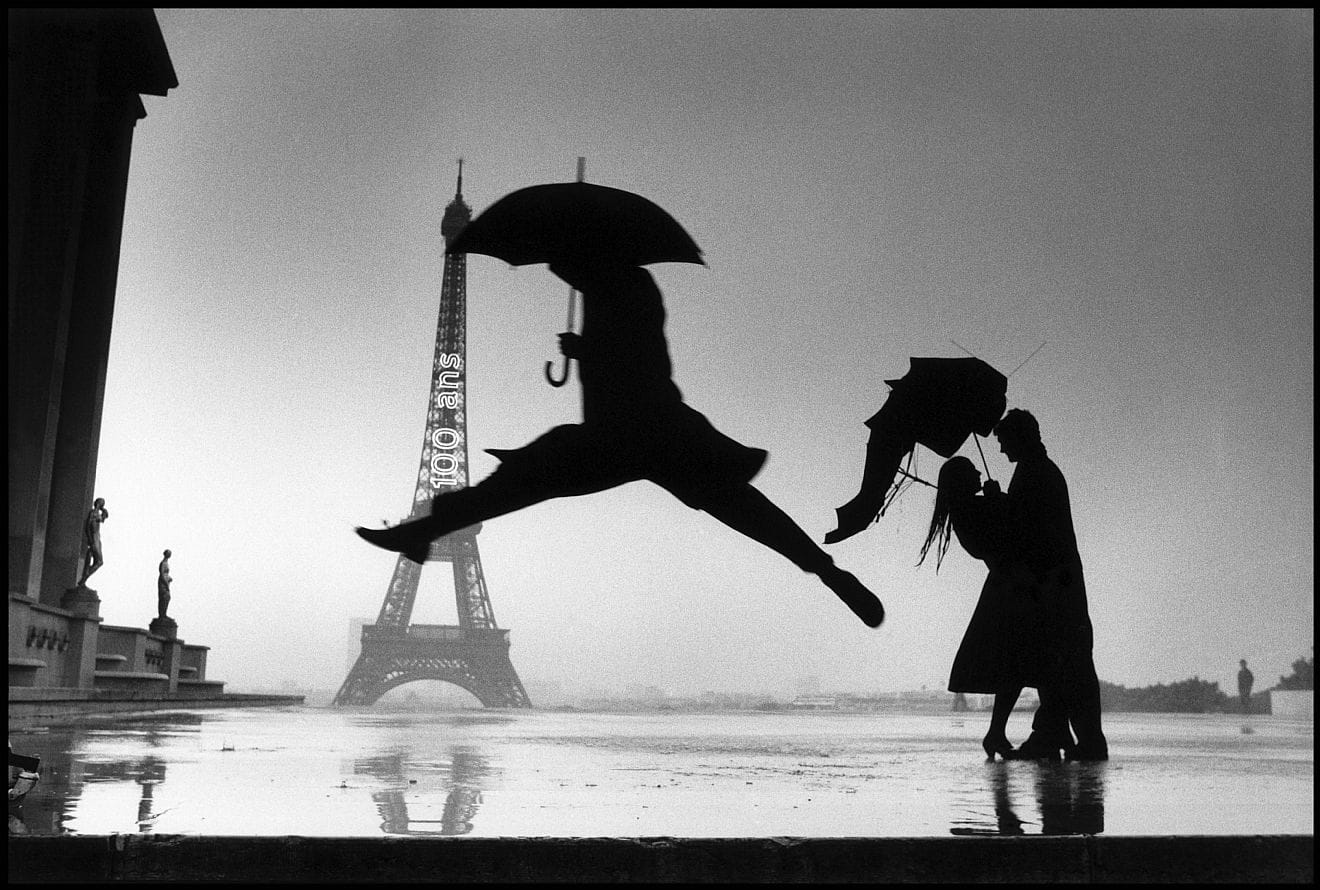 Photo by Henri Cartier - Bresson